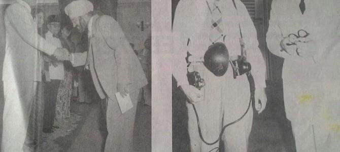 Sosok Paul Tedjasurja, tOekangpoto KAA 1955