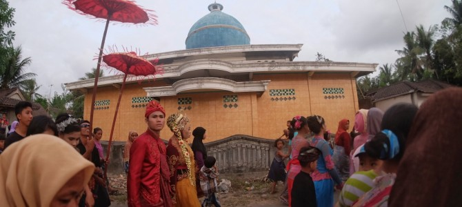 Nyongkolan, Sebuah Syiar Pernikahan Suku Sasak