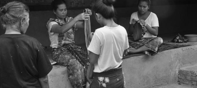 Dusun Sade, Pewaris Kain Tenun Lombok