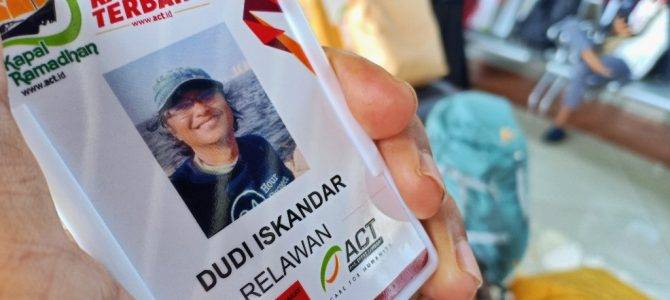 Relawan Kapal Ramadhan 2018